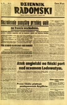 Dziennik Radomski, 1941, R. 2, nr 178