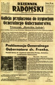 Dziennik Radomski, 1941, R. 2, nr 180