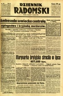 Dziennik Radomski, 1941, R. 2, nr 181