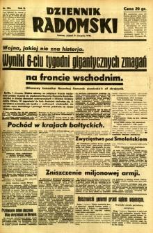Dziennik Radomski, 1941, R. 2, nr 182