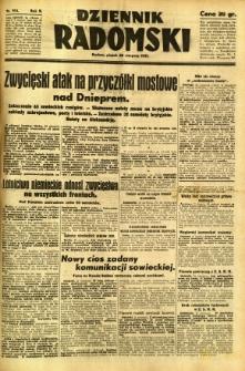 Dziennik Radomski, 1941, R. 2, nr 194