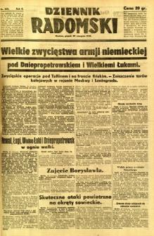 Dziennik Radomski, 1941, R. 2, nr 200
