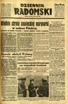 Dziennik Radomski, 1941, R. 2, nr 203