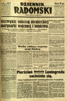 Dziennik Radomski, 1941, R. 2, nr 215