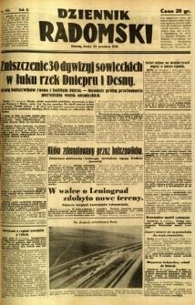 Dziennik Radomski, 1941, R. 2, nr 222