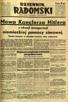 Dziennik Radomski, 1941, R. 2, nr 232