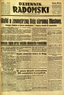 Dziennik Radomski, 1941, R. 2, nr 243