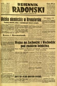 Dziennik Radomski, 1941, R. 2, nr 253