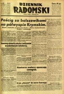 Dziennik Radomski, 1941, R. 2, nr 256