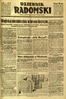 Dziennik Radomski, 1941, R. 2, nr 268