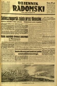 Dziennik Radomski, 1941, R. 2, nr 276