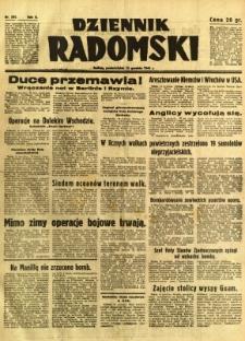 Dziennik Radomski, 1941, R. 2, nr 292