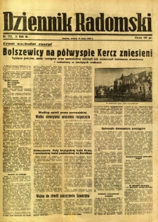 Dziennik Radomski, 1942, R. 3, nr 112