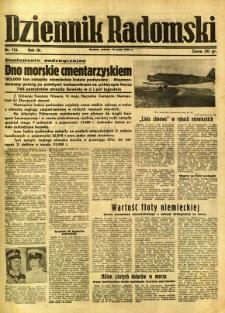 Dziennik Radomski, 1942, R. 3, nr 113