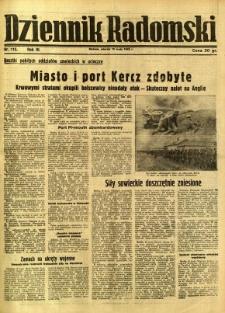 Dziennik Radomski, 1942, R. 3, nr 115