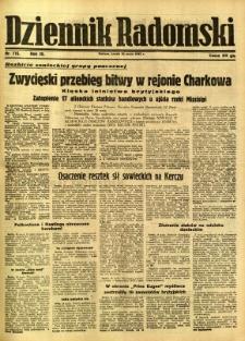 Dziennik Radomski, 1942, R. 3, nr 116