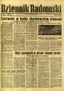 Dziennik Radomski, 1942, R. 3, nr 122