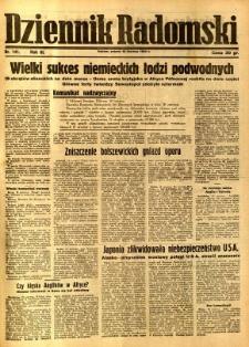Dziennik Radomski, 1942, R. 3, nr 141