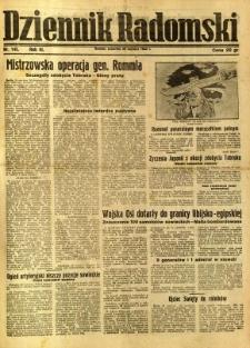 Dziennik Radomski, 1942, R. 3, nr 145