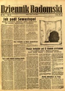 Dziennik Radomski, 1942, R. 3, nr 153