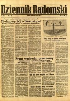 Dziennik Radomski, 1942, R. 3, nr 154