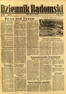 Dziennik Radomski, 1942, R. 3, nr 161