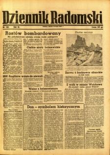 Dziennik Radomski, 1942, R. 3, nr 165