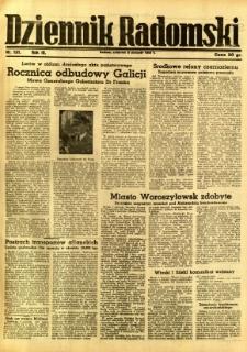 Dziennik Radomski, 1942, R. 3, nr 181