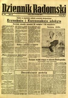 Dziennik Radomski, 1942, R. 3, nr 197