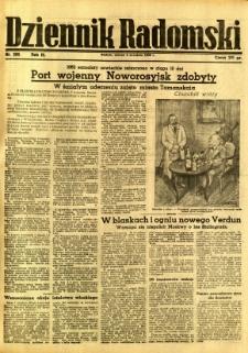 Dziennik Radomski, 1942, R. 3, nr 209