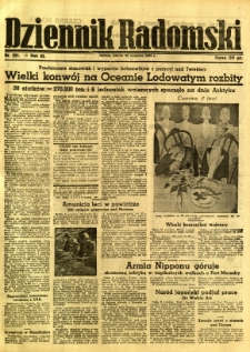 Dziennik Radomski, 1942, R. 3, nr 221