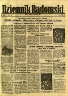 Dziennik Radomski, 1942, R. 3, nr 233