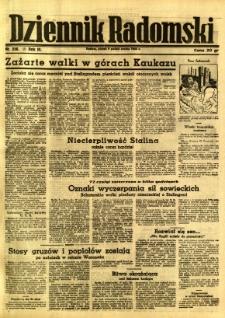 Dziennik Radomski, 1942, R. 3, nr 236
