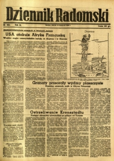 Dziennik Radomski, 1942, R. 3, nr 263