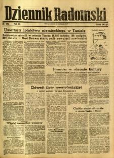 Dziennik Radomski, 1942, R. 3, nr 275
