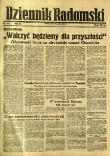 Dziennik Radomski, 1942, R. 3, nr 284