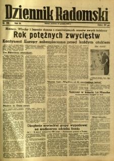 Dziennik Radomski, 1942, R. 3, nr 292