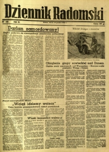 Dziennik Radomski, 1942, R. 3, nr 302