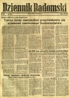 Dziennik Radomski, 1943, R. 4, nr 27