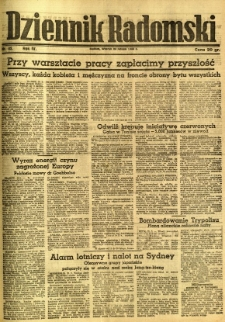 Dziennik Radomski, 1943, R. 4, nr 45