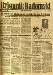 Dziennik Radomski, 1943, R. 4, nr 46