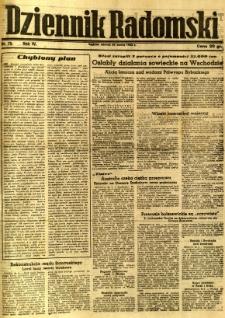 Dziennik Radomski, 1943, R. 4, nr 75