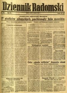 Dziennik Radomski, 1943, R. 4, nr 78
