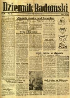 Dziennik Radomski, 1943, R. 4, nr 85