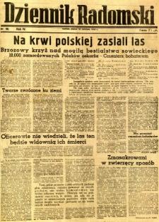 Dziennik Radomski, 1943, R. 4, nr 90