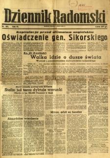 Dziennik Radomski, 1943, R. 4, nr 101