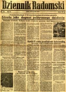 Dziennik Radomski, 1943, R. 4, nr 113