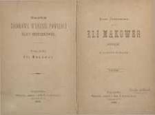 Eli Makower : powieść w trzech tomach T. 2