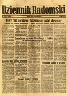 Dziennik Radomski, 1943, R. 4, nr 214