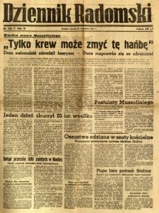 Dziennik Radomski, 1943, R. 4, nr 222
